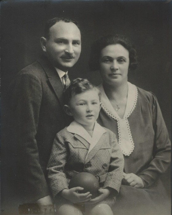 1929 Marcus Jenny EZR