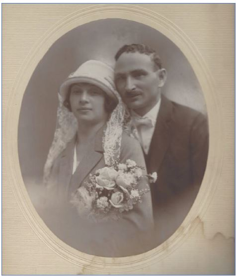marcus and Jenny Wedding