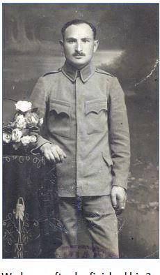 soldier Marcus
